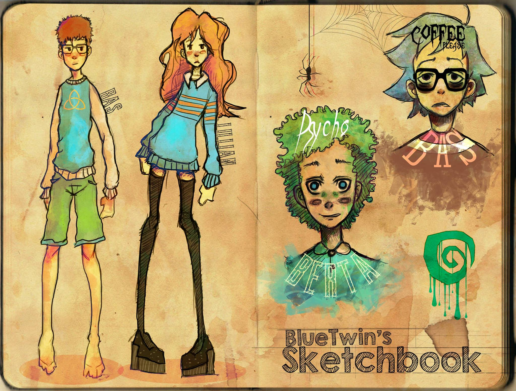 Character Design Opleiding : Tekenles en game art lesrooster